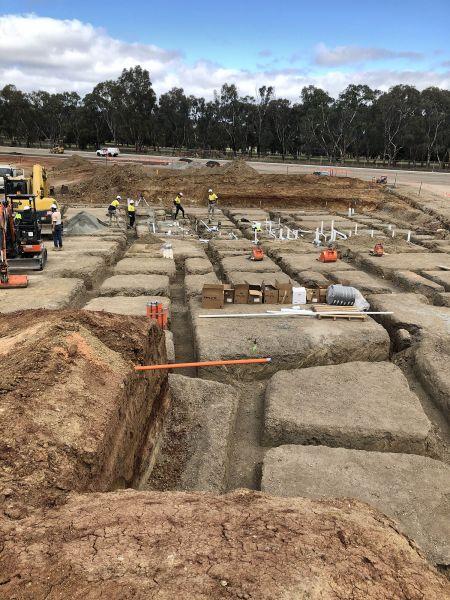 RSH Cricket-Aussie rules building sub-floor services April 2020