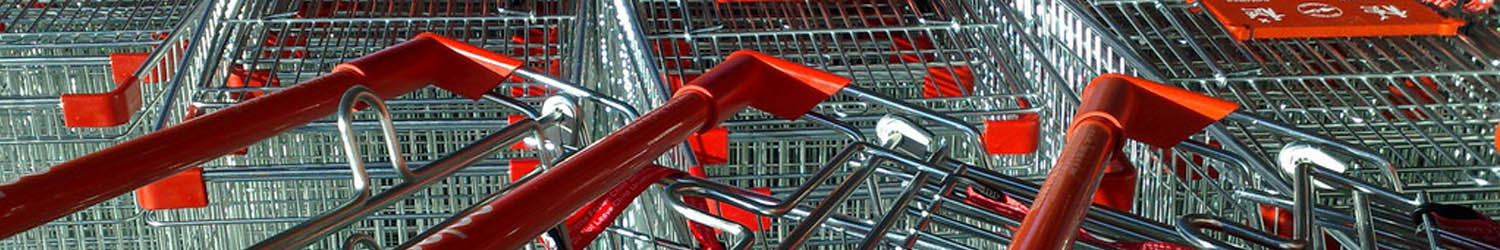 Page Banner Shopping Trolley