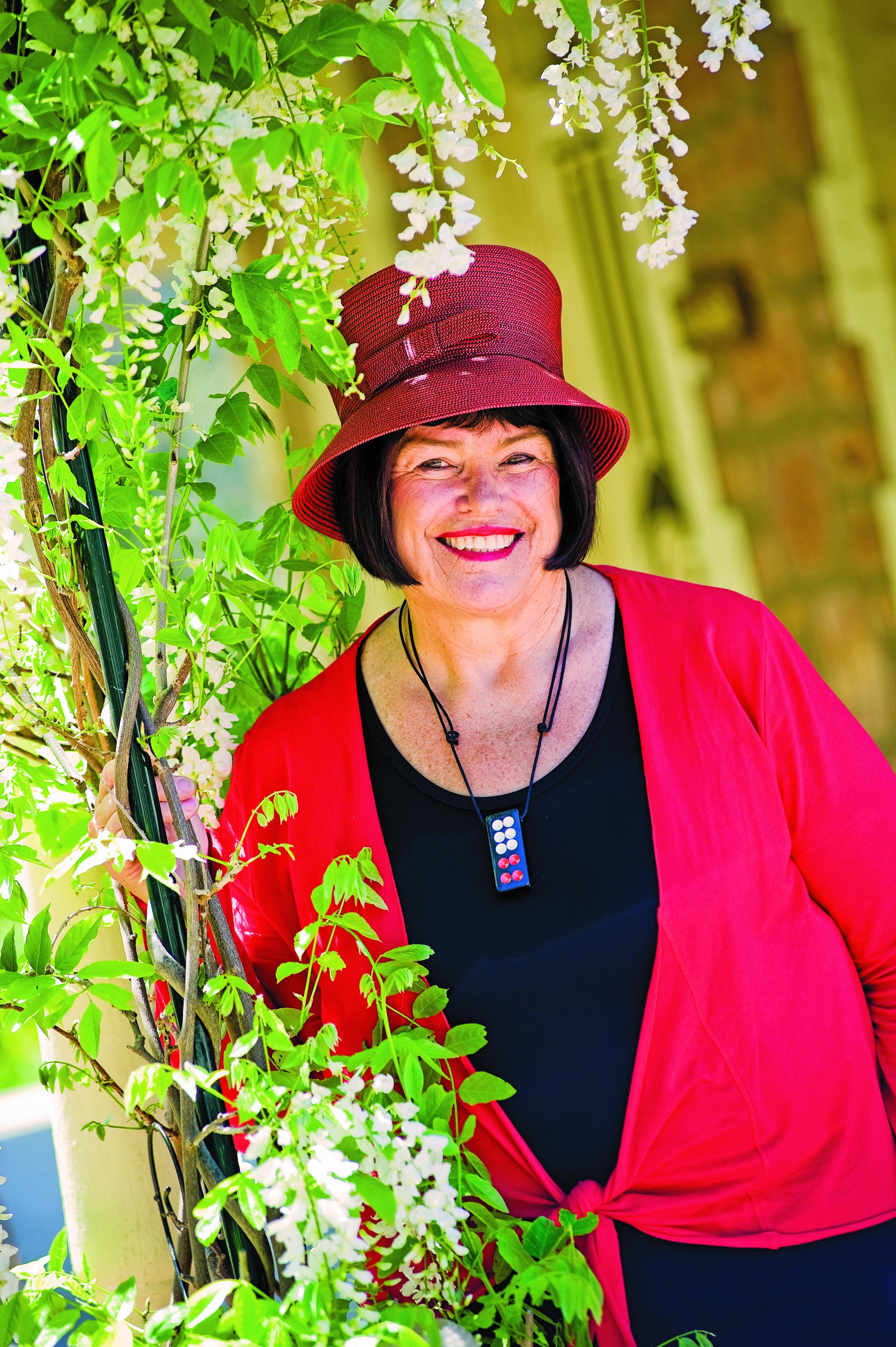 Mayor Ann Ferguson