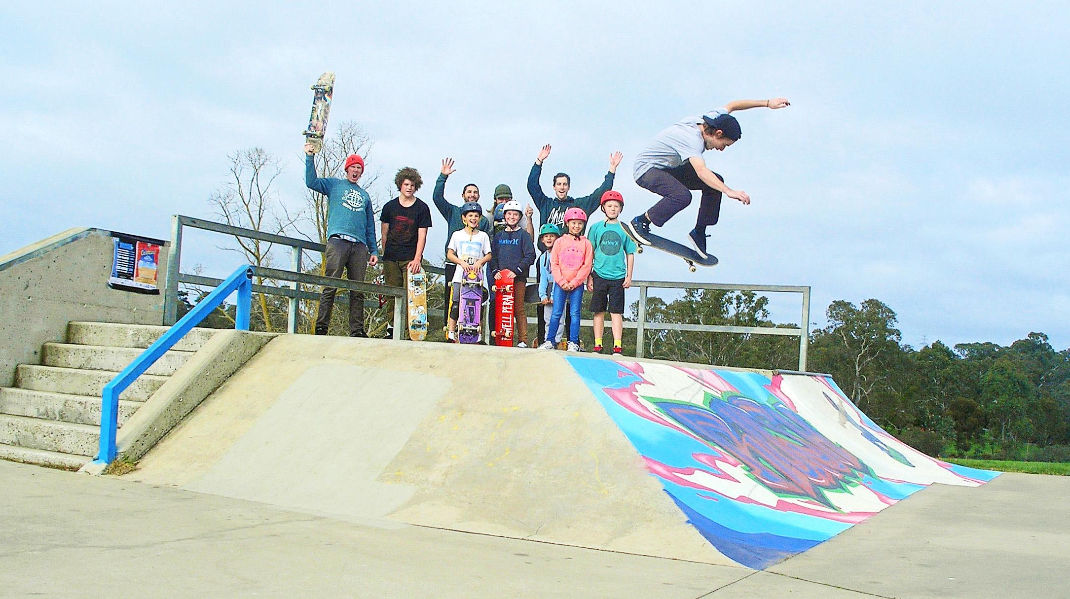 Mount Barker Skate Park