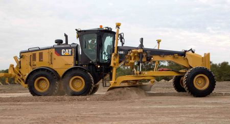Unsealed roads grading